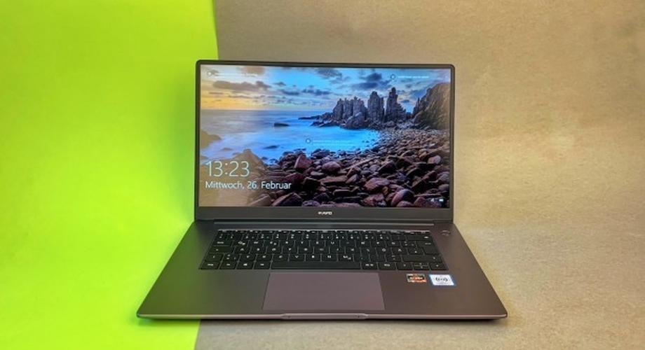 Huawei Matebook D15 im Test: Mittelklasse Notebook aus Alu