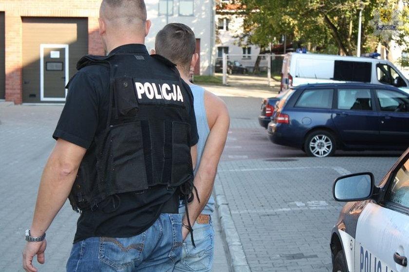Policja zatrzymała 27-latka podejrzanego o nieumyślne spowodowanie śmierci 22-latka