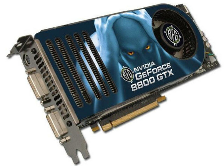 Nvidia GeForce 8800 GTX (2006)