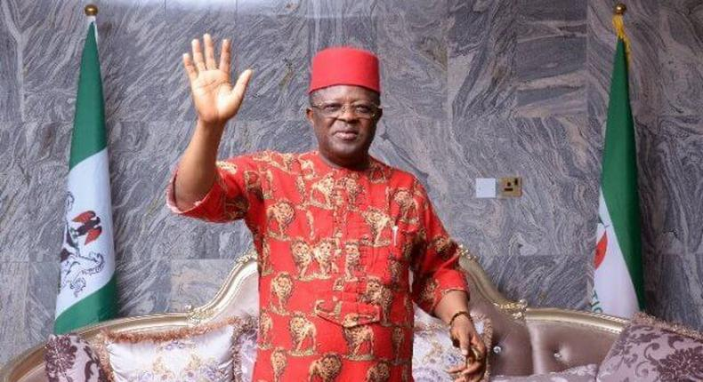 Ebonyi State governor, Dave Umahi [Oriental Times]