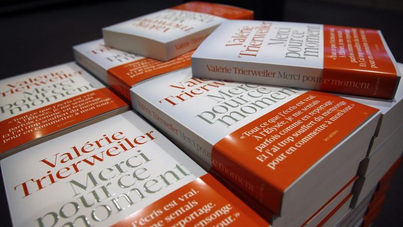 Książka Valerie Trierweiler