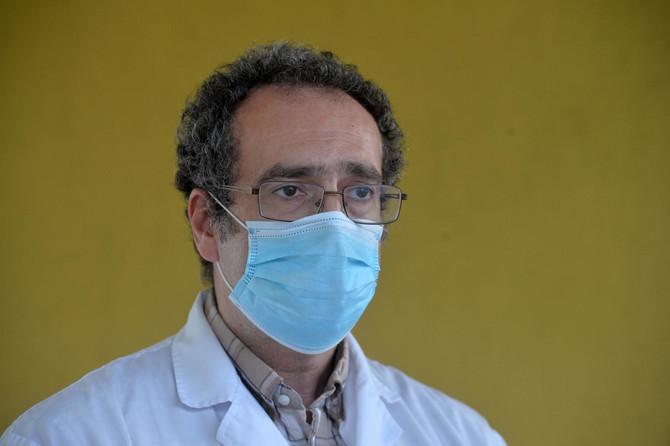 Dr Srđa Janković, imunolog