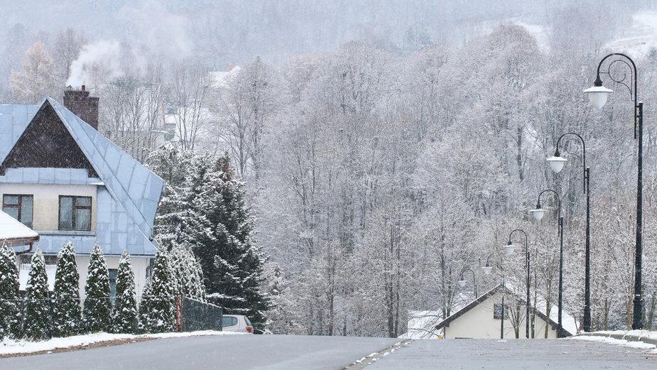 Jeszcze więcej śniegu - pogoda na czwartek