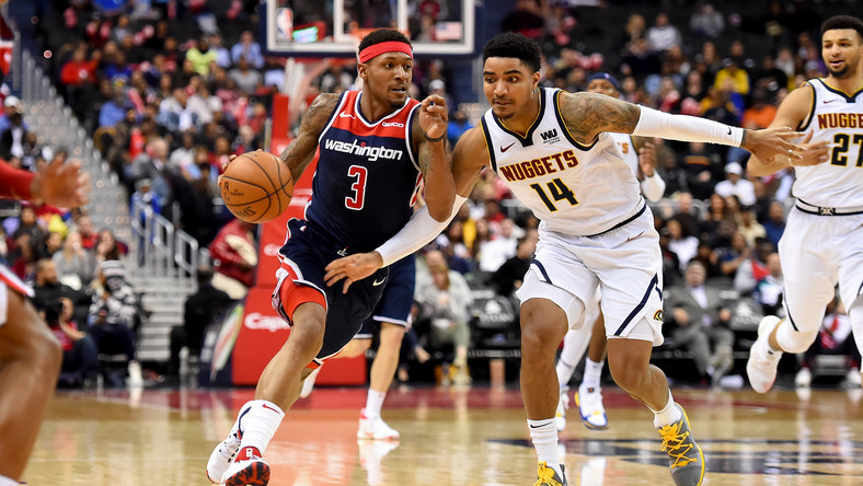 NBA: DEnver Nuggets - Washington Wizards: wynik i relacja z meczu