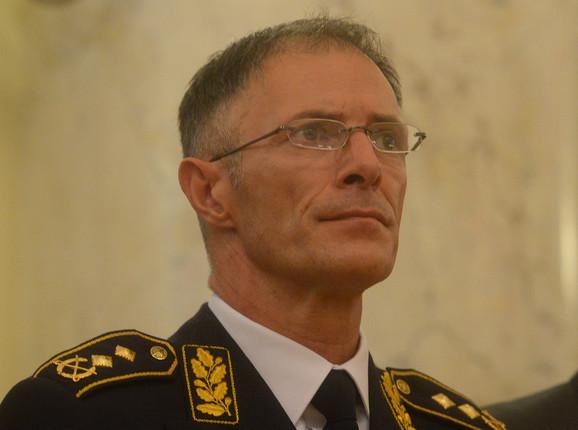 Novi načelnik Generalštaba: General Milan Mojsilović