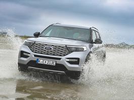 Ford Explorer – ponownie w Europie