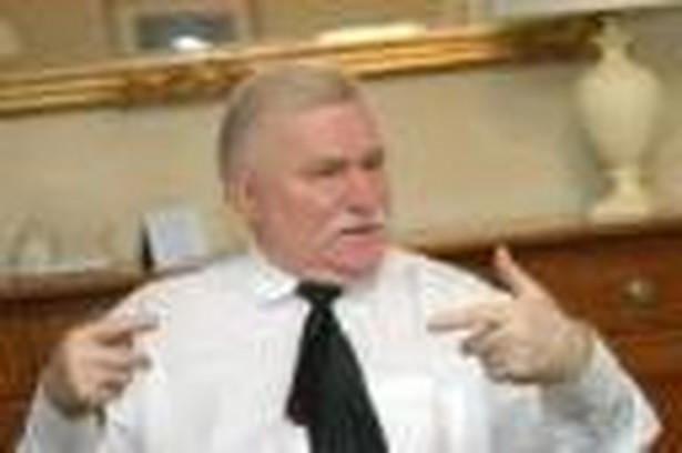 W poprzednim piśmie do b. prezydenta szef OZZL podkreślał, że parę miesięcy temu Wałęsa z dezaprobatą wyrażał się o działaniach związkowców. Fot. GP