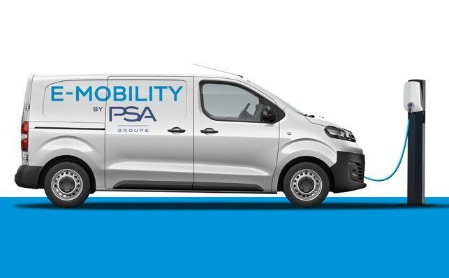 Grupa PSA wprowadzi w pełni elektryczne wersje swoich kompaktowych vanów od 2020 r.