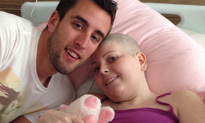 Panna młoda zmarła na raka przez głupich lekarzy