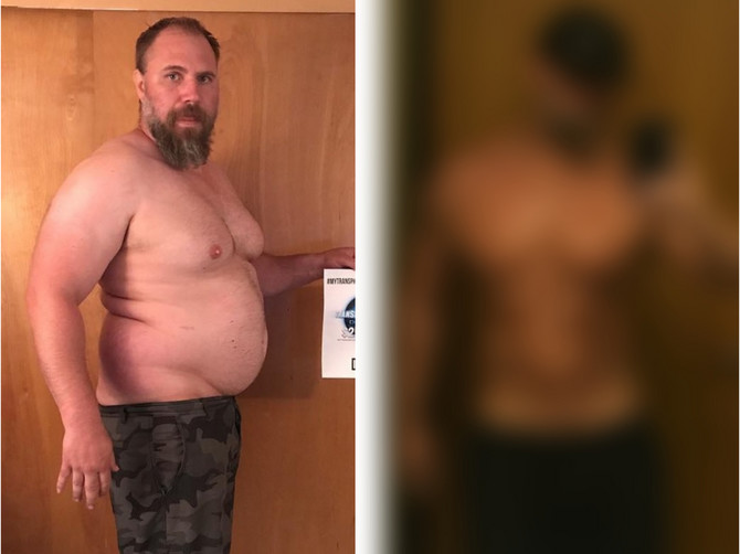 Imao je 127 kilograma i nije mogao da POTRČI za svojom decom: Danas majke kad ga vide trče za njim kao lude