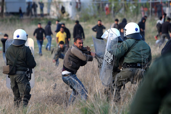 """""""Porast u broju nasilnih napada na manjine u Grčkoj"""""""