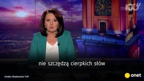 """""""Wiadomości"""" ostro bronią """"Korony królów"""""""