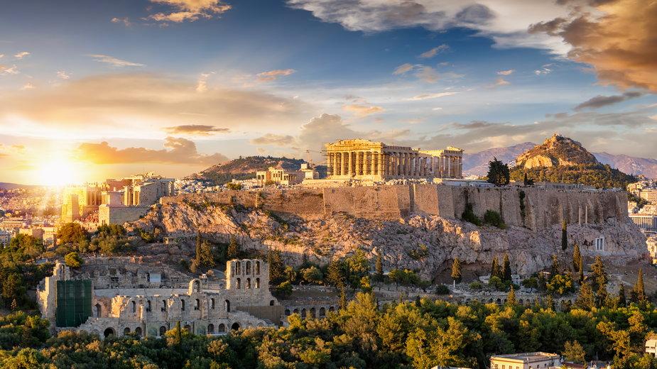 Grecja jest już dostępna dla zagranicznych turystów
