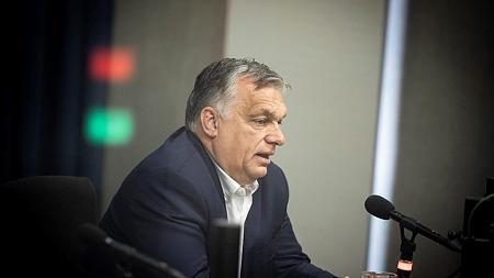 Fontos bejelentésre készül Orbán Viktor