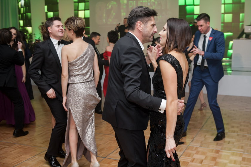 Bal Mistrzów Sportu 2016 w Hotelu Hilton w Warszawie