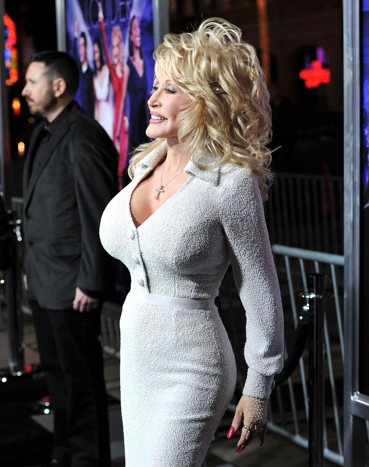Dolly Parton (fot. Getty Images)