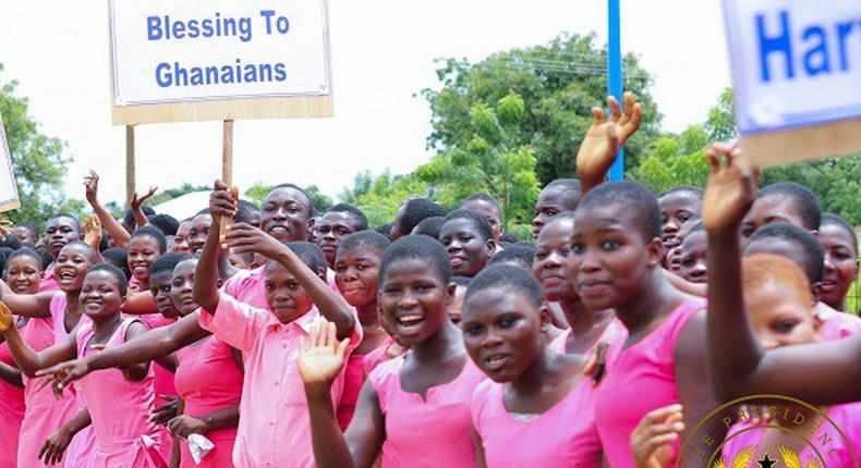 Government of Ghana cuts off oil revenue pipeline for free senior high school programme