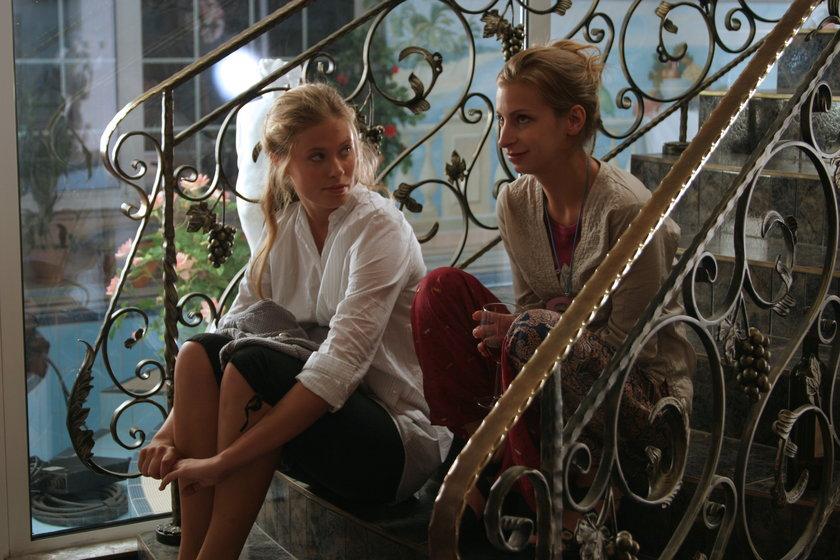 Magdalena Schejbal i Julia Pietrucha