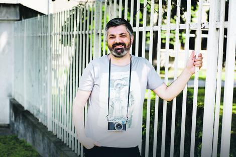 """""""Među osuđenicima probudili smo izvanredne talente za glumu, poeziju, crtanje..."""", kaže Igor Čoko, fotograf  i antropolog"""
