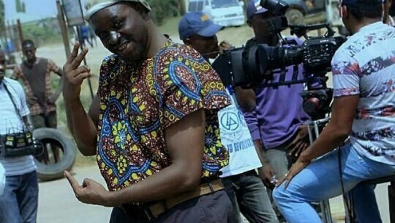 Femi Adebayo returns as the character, 'Jelili' in 'Survival of Jelili,' the third phase of his hit comedy film. [Instagram/femiadebayo]
