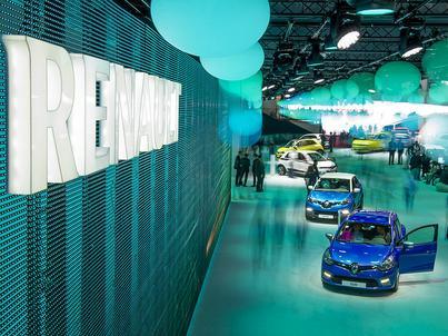 Renault chce podwoić sprzedaż poza swoimi tradycyjnymi rynkami zbytu - szczególnie w Rosji i Chinach