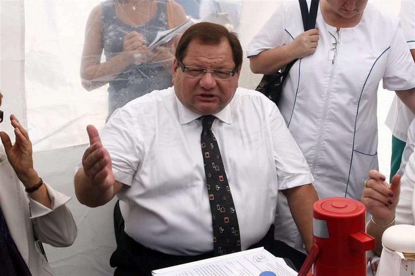 Ryszard Kalisz to jest gość!