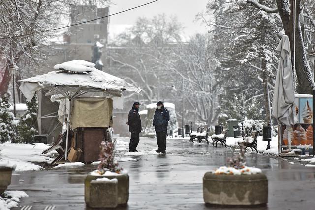Temperature u Beogradu i Kragujevcu biće od tri do osam stepeni