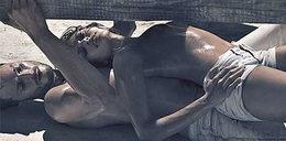 Eva Mendes nieźle naoliwiona