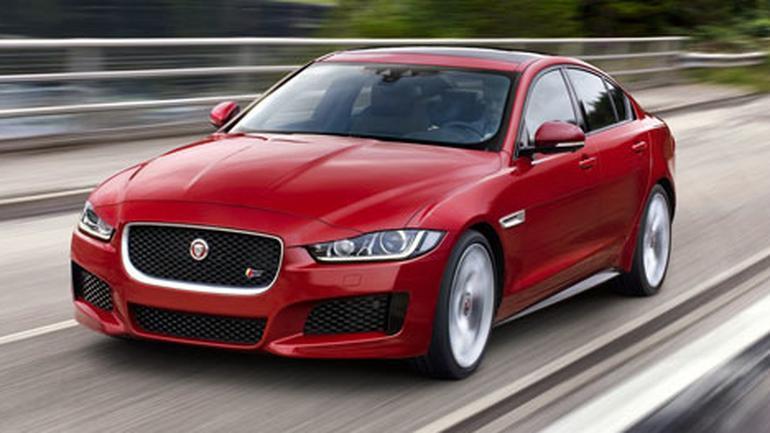 Jaguar XE - Drżyjcie Bawarczycy