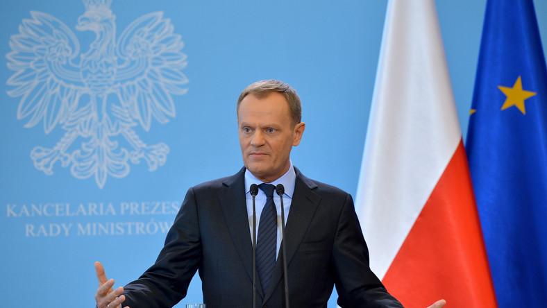 Tusk: Nie będzie polsko-ukraińskich manewrów wojskowych