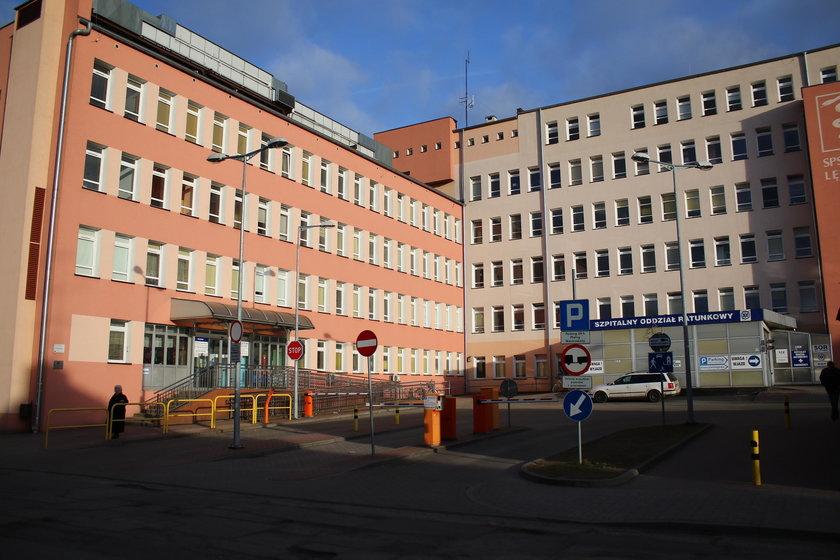 szpital w Lęborku