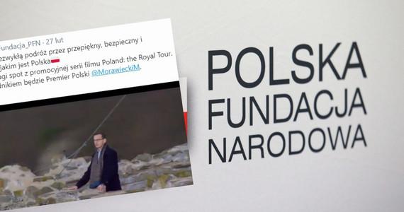 """Spot PFN. Premier Morawiecki jako """"światowy lider"""", politycy ..."""
