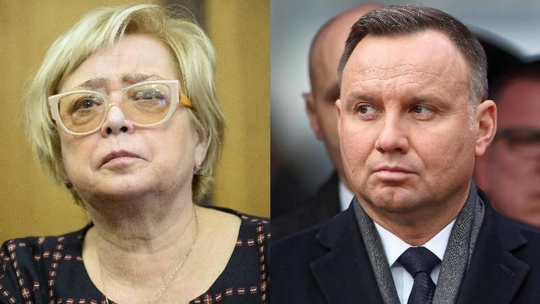 Andrzej Duda o sądownictwie. Przypominamy, co robił w sprawie sądów [KOMENTARZ]
