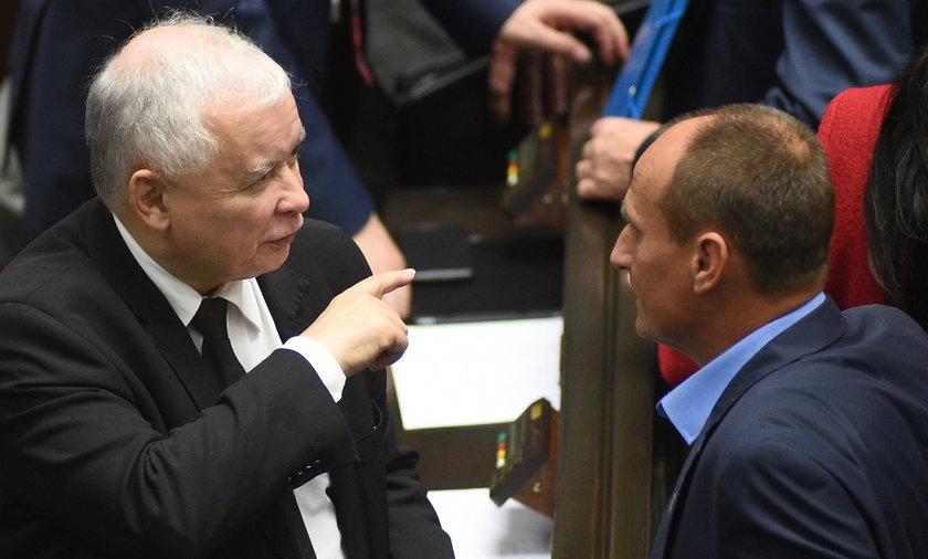 """Kolejne spotkanie Kukiza z Kaczyńskim. Wśród tematów m.in. """"Nowy Ład"""""""