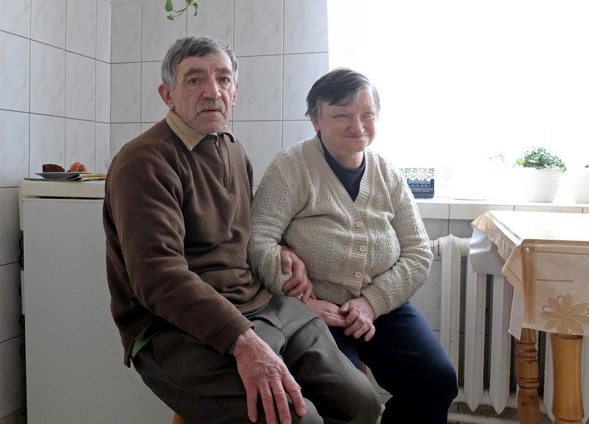 Kazimierz Kazimierski i jego siostra