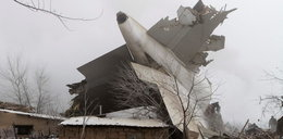 Katastrofa Boeinga: pilot wydostał się spod gruzów