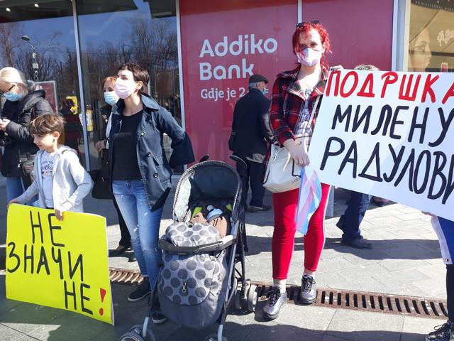 Osmomatrovski marš u Banjaluci