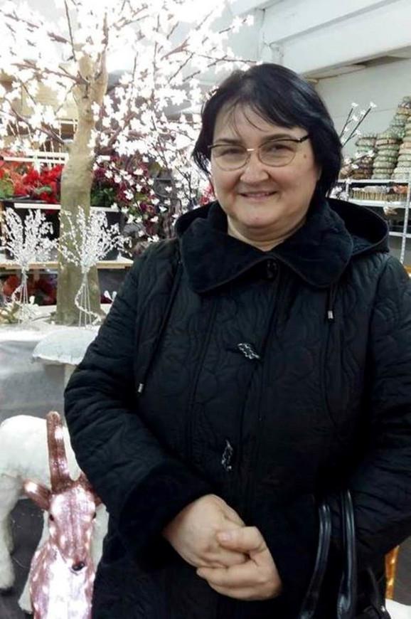 Gorica Zdravković, komercijalista, Niš