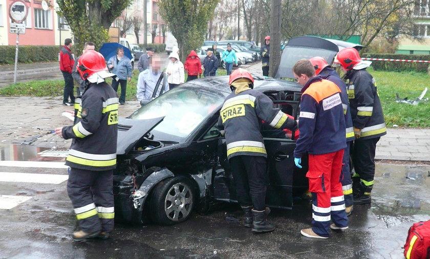 Wypadek Ossowskiego.