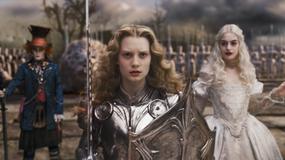"""Mia Wasikowska i Johnny Depp zagrają w kontynuacji """"Alicji w Krainie Czarów"""""""