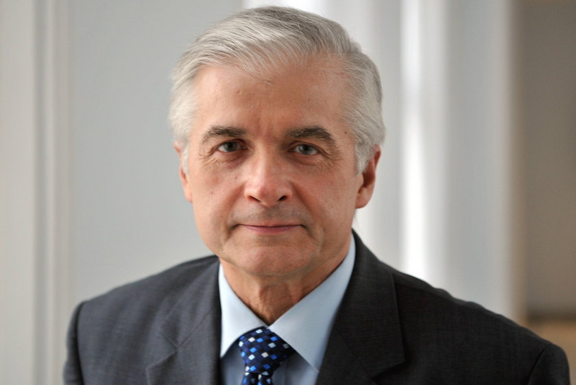 Włodzimierz Cimoszewicz, były premier, marszałek Sejmu, minister sprawiedliwości i senator