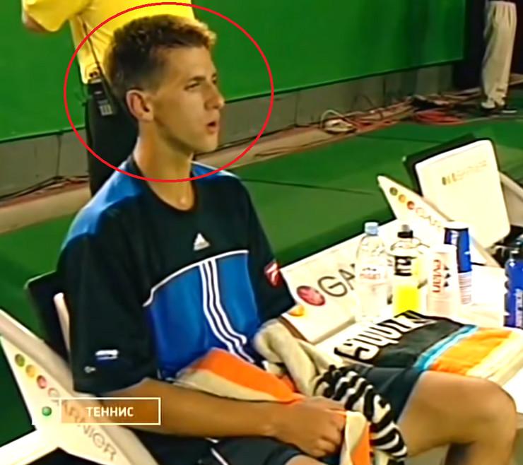 Novak Đoković 2007. godine