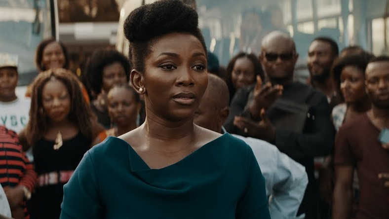 Genevieve Nnaji directed and acted in 'Lionheart',  Nigeria's first representative at the Oscars [YouTube/MPM Premium]