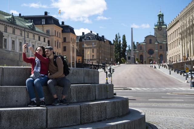 Virus korona u Švedskoj