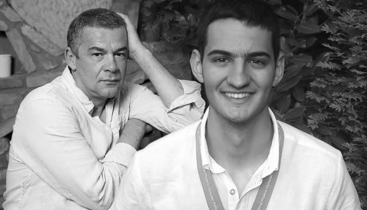 Nebojša Glogovac i Mihajlo Sporić