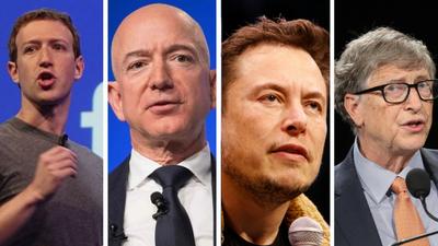 Musk, Gates, Bezos, Zuckerberg - co giganci technologii mówią o energii nuklearnej?