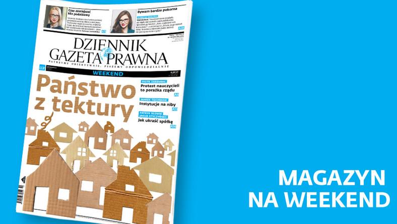 Okładka. Magazyn. 12.04.2019