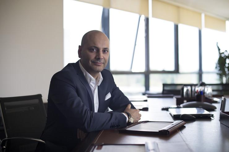 Ticijano Djovaneti, direktor Fintel Energija A.D