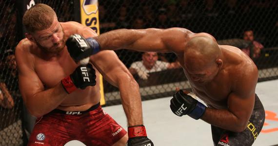 UFC Sao Paulo: Wyniki walk. Czy Jan Błachowicz wygrał?