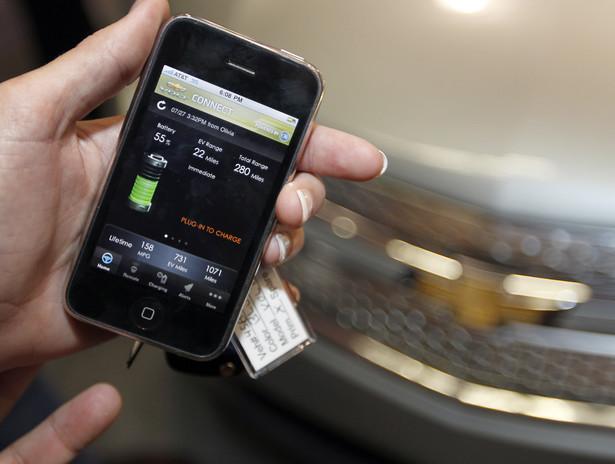 Banki wprowadzają aplikacje, dzięki którym klienci będą mieli łatwiejszy dostęp do bankowości mobilnej, fot. Tony Avelar/Bloomberg